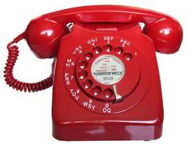 GPO Telephone;s