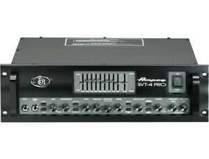 "Ampeg SVT-4 Pro ""Made in USA"" (Échange Possible)"