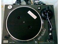 Direct Drive DJ Setup Bargain Price 2 x Direct Drive turntables 1 x Pioneer CDJ800 1 x Vestax Mixer