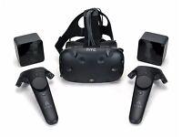 HTC VIVE virtual reality complete kit