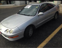 2000 ACURA INTEGRA GS | LEATHER + SUNROOF | NEED MOTOR WORK!