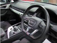 Audi Q7 (2016 Model) showroom condition.