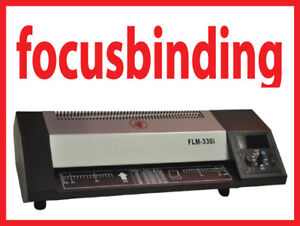Heavy Duty 13 HotCold Pouch Laminator,Binding Machine