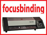 13Heavy Duty Hot&Cold Laminating Binding Machine Pouch Laminator