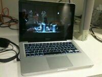 Apple MacBook Pro 13 inch Core i7 2.8 Ghz 8gb Ram 500GB SSD