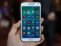 """Samsung S5, White & Black, 16gb, Factory Unlocked, Mint Condition """"TRUSTED SELLER"""" Now £145 Each"""