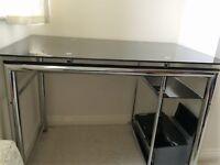 Strong & Sturdy Glass Desk