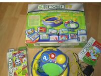 Console Leapster TV