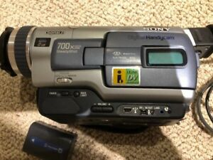 Sony DCR-TRV330 Digital8 HI8 8mm Video8  Camcorder