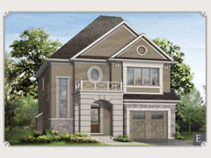 BRAND NEW 4-BEDROOMS DETACHED HOUSE FOR RENT IN OAKVILLE