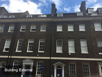 HOLBORN Office Space to Let, WC1A - Flexible Terms | 2 - 80 people