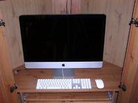 """iMac 27"""" 2010 Excellent condition"""