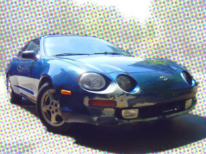 1994 Toyota Celica GT-S Hatchback AS IS