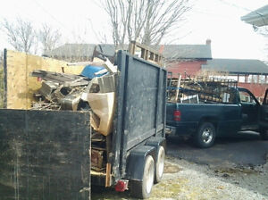 Dave's Light Trucking Demolition & Tree Removal Services