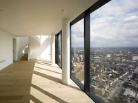 STUNNING 2 BEDROOM FLAT WITH FANTASTIC VIEWS & CONCIERGE IN THE STRATA, ELEPHANT & CASTLE, LONDON