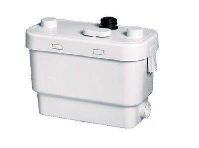 SFA Sanibroy Sanivite Hebeanlage für Dusche Waschbecken und Badewanne