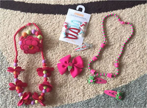 2 Girls Gymboree Jewelry lots
