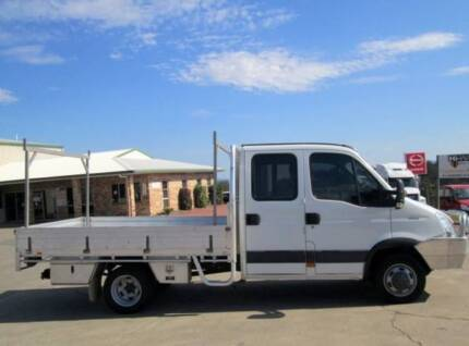 IVECO DAILY 50C 17/18 Iveco Daily Tray Glanmire Gympie Area Preview