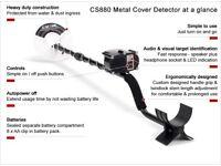 Cscope C scope CS880 Metal Cover Detector