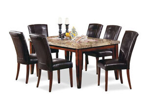 Barely Used 7 Piece Dining Set