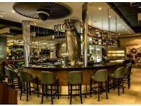 Host/Hostess for Pilots Bar & Kitchen Restaurant at Heathrow T5, Airside