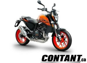 2018 Motos KTM NAKED KTM 690 DUKE Orange