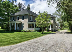 Fabulous & stunning  50 acre country property for sale!