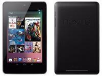 """google nexus 7 8"""", very good condition, £55 fixed price"""