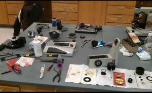 Lab equipment repair