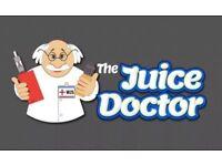 Juice Doctor Premiun eliquid Shisha - Delivery or Collection , Leeds / Bradford - e juice Vape