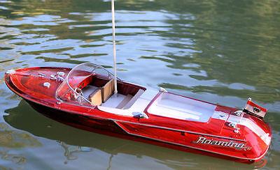 RC Sportboot ST. TROPEZ ferngesteuertes Schiff Elektro Boot Yacht Jacht RTR