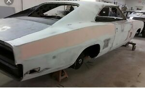 Looking for rust free 1969 charger body