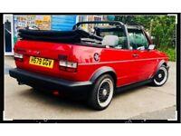 Classic VW golf 1991