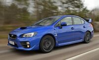 2015 Subaru WRX STi Sport Sedan (Lease Takeover)