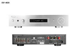 VINCENT SV-400 AMPLIFIER - NEW - ONE ONLY Phillip Woden Valley Preview