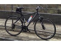 Trek 7300 Hybrid Bike for sale. Great condition. Well looked after and very little use.