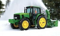 I HAVE TRACTOR AND PLOW I NEED WORK ILL WORK CHEAP