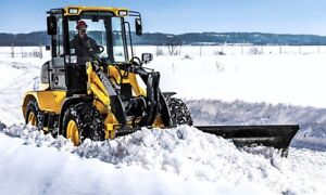 Snow removal operator driver wanted