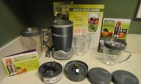 NUTRIBULLET 600 W BARGAIN MAGIC BULLET CHRISTMAS SALES