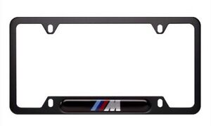 BMW M Series Metal Licence Plate Holder Kingston Kingston Area image 1