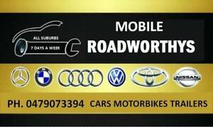 Mobile Roadworthy Certificates - Fast and Reliable Service