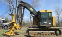 Logging machinery operator wanted: Slasher, Buncher, Delimber