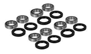 Yamaha-700-RHINO-ATV-Front-amp-Rear-Wheel-Bearing-Kit-2008-2013