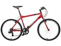 Swap for front suspension bike