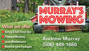 Murray's Mowing