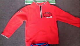 3 Disney Store fleeces for sale - age 7-8 yrs old
