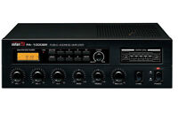 Public Address System, 30W Mixer Amplifier with AM/FM Tuner