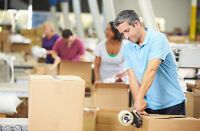 Looking for Packaging Worker starting from $11.40