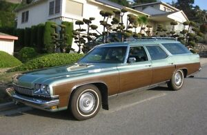 Looking for an unrestored Station Wagon