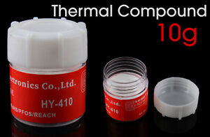 Buy 2Pcs Original Thermal Grease Heatsink Compound Paste CPU VGA available at Ebay for Rs.199